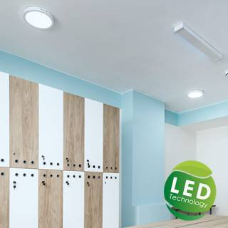 LED Aufbauleuchte