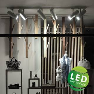 LED Schienenstrahler / Shop