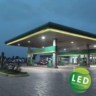 LED Tankstellenbeleuchtung