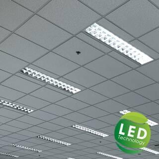 LED Rasterleuchte