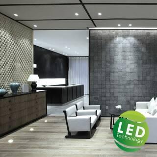 LED Bodenstrahler