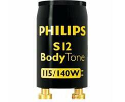 Philips Starter S12 BodyTone CLEO 115/140 220-240V...