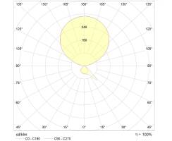 Stehleuchte LED   SOL IX   62W   8700lm   840   Dimmbar  ...