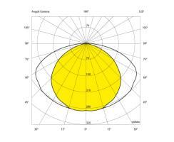 TEC-MAR® LED 2052 MINERVA INOX VT - 120W | 4000K | 17.100lm