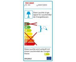 TEC-MAR® 8010-VT FASHION HIE 400W Hallenbeleuchtung