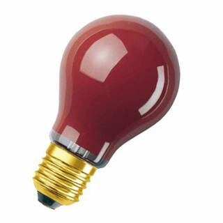 Osram® Decor Color A red 11W 240V E27 rot  545824
