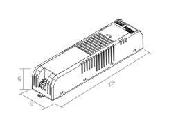 BILTON | LED Treiber + DIMMER | SXT DALI | 230VAC | 100W...