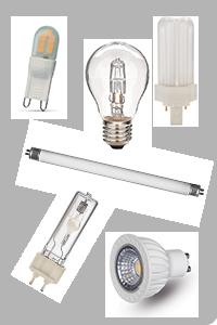 LED Leuchtmittel, Leuchtmittel, Gl�hlampen, Leuchtstoffr�hren