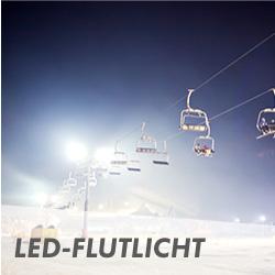 LED Flutlicht Strahler