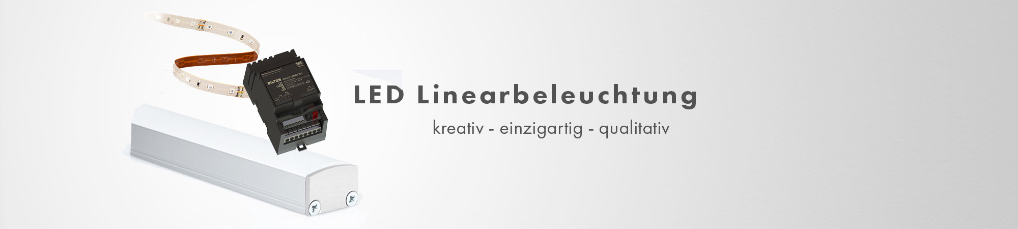 LED Linearbeleuchtung